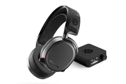 SteelSeries Arctis Pro Wireless Gaming Headset - Lossless High Fidelity Wireless + Bluetooth