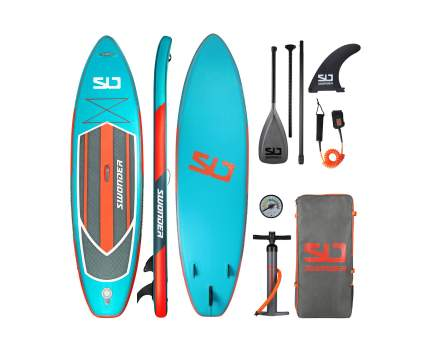 Swonder Premium Inflatable Stand Up Paddle Board