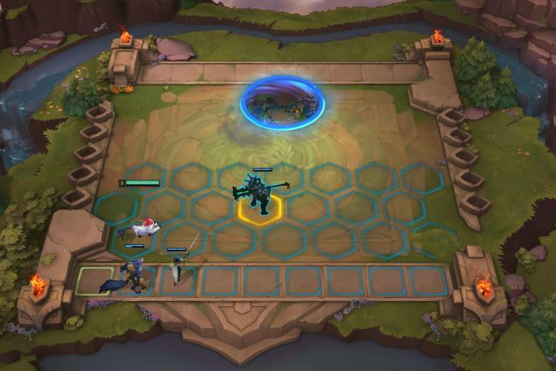 Teamfight Tactics Mobile iOS Android Port