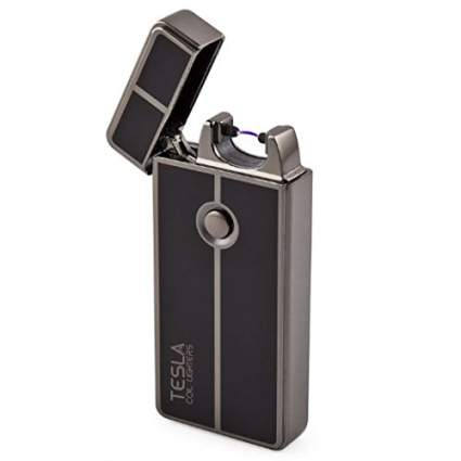 tesla lighter xmas gifts for him