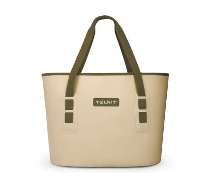 TOURIT Soft Sided Beach Tote Bag
