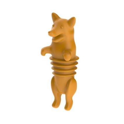 true fabrication corki bottle stopper gifts for dog owners