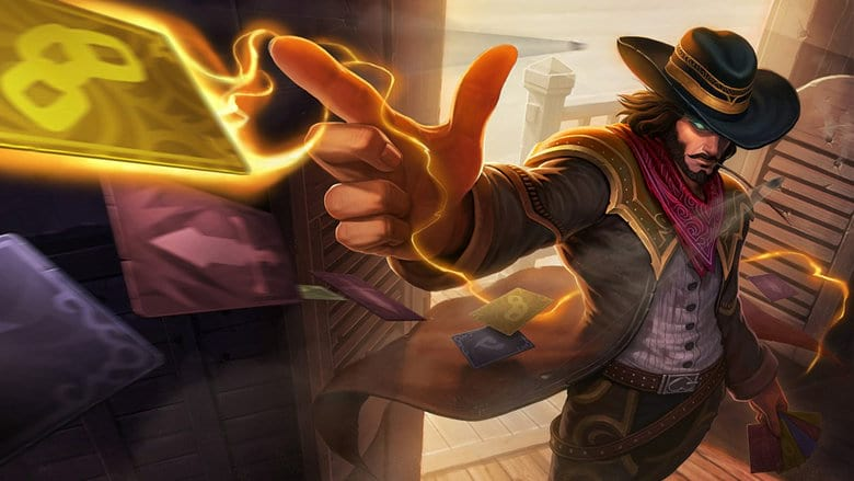 Twisted Fate Cost and Type