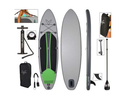 Vilano Voyager Inflatable SUP Kit
