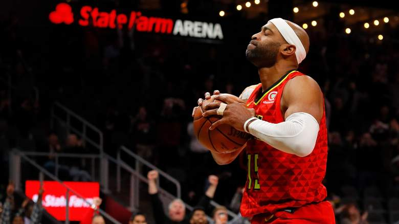 Vince Carter NBA Free Agency