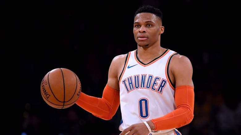 Russell Westbrook Heat