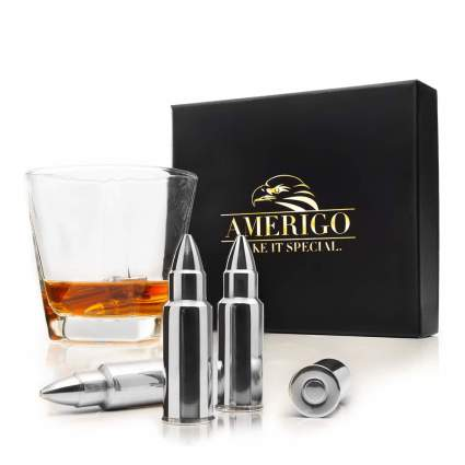 whiskey bullets xmas gifts for him