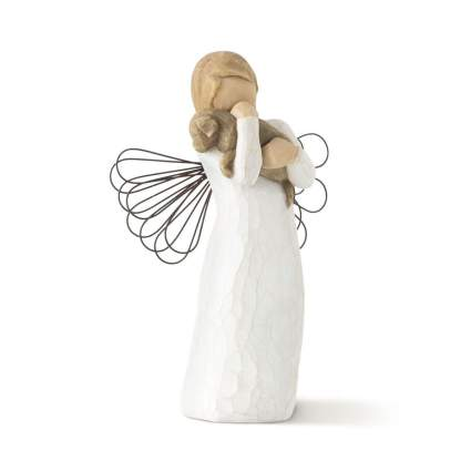 willow tree angel of friendship gifts for dog lovers