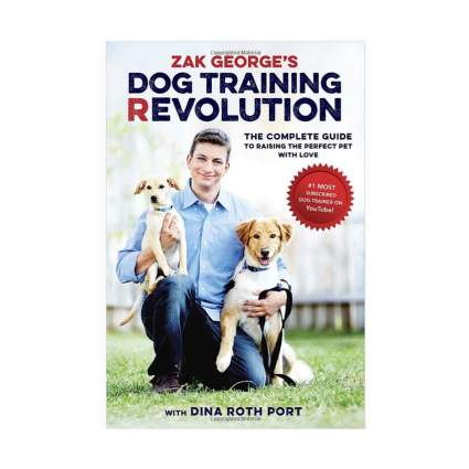 zak george dog training revolution dog training book
