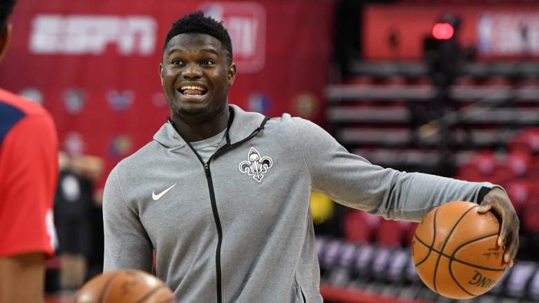 NBA Rookie of the Year Betting Zion Williamson