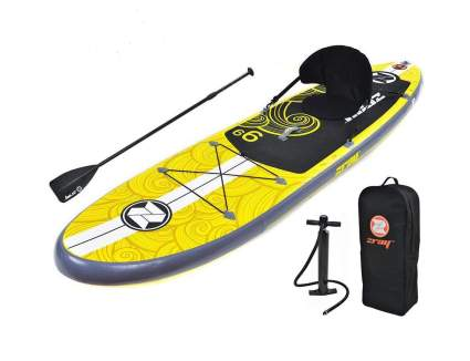 Zray X1 Inflatable Paddle Board