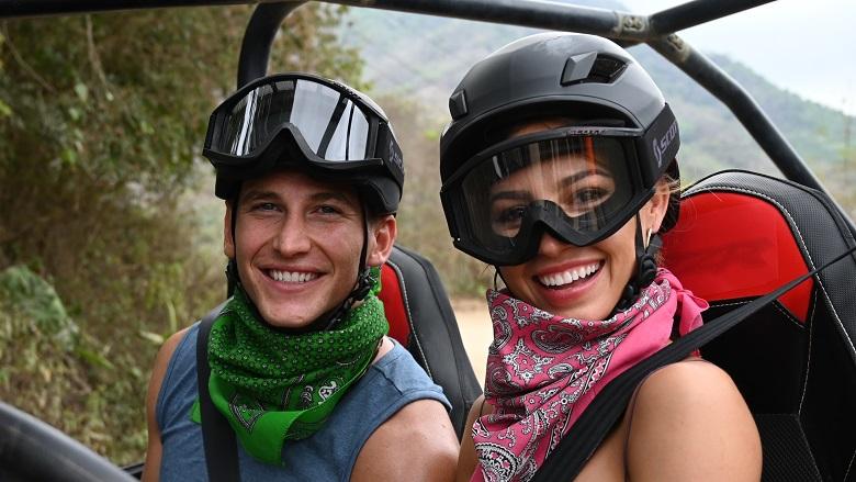 Blake Horstmann and Kristina Schulman Dating