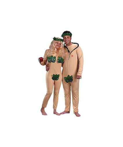 Adam & Eve Costume - Standard