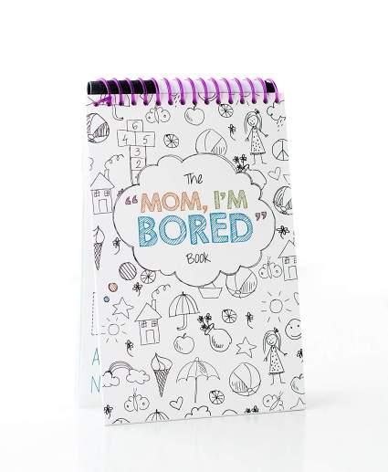 Mom, I'm Bored Children's Activity Book