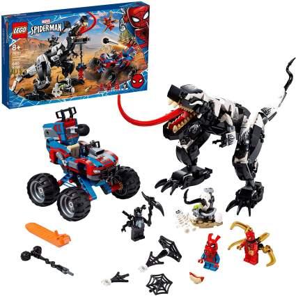 LEGO Marvel Spider-Man Venomosaurus Ambush Set