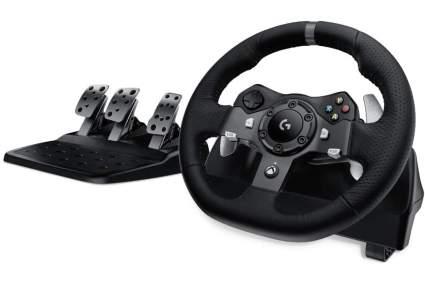 Logitech G920 Driving Force Racing Wheel + Logitech G Driving Force Shifter Bundle