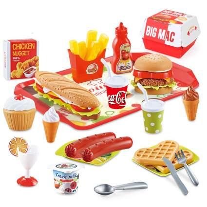 Pretend fast food