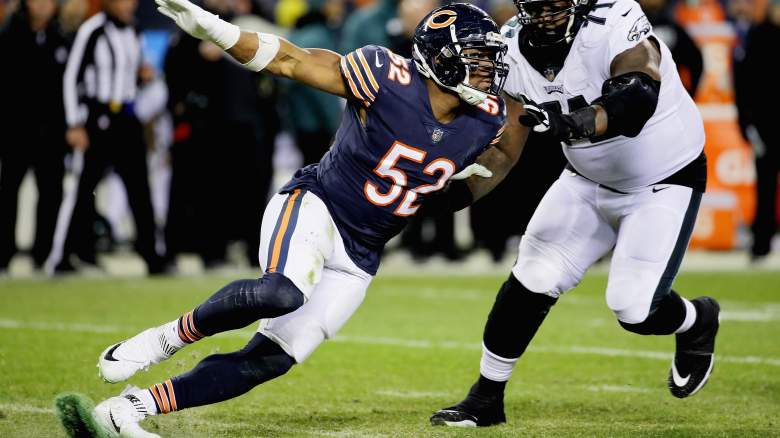 Chicago Bears Linebacker Khalil Mack