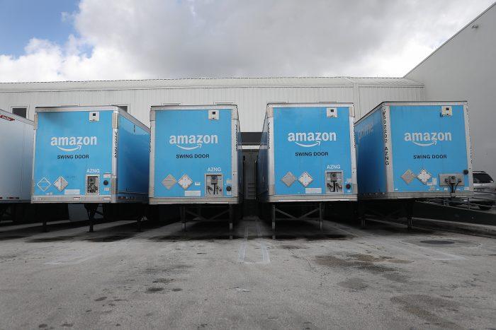 amazon trucks