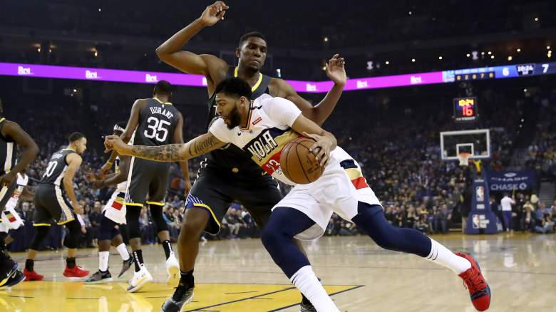 Anthony Davis NBA Handles Week