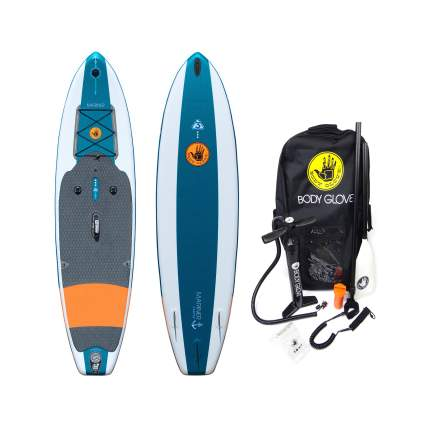 Body Glove Mariner Inflatable Stand Up Paddle Board