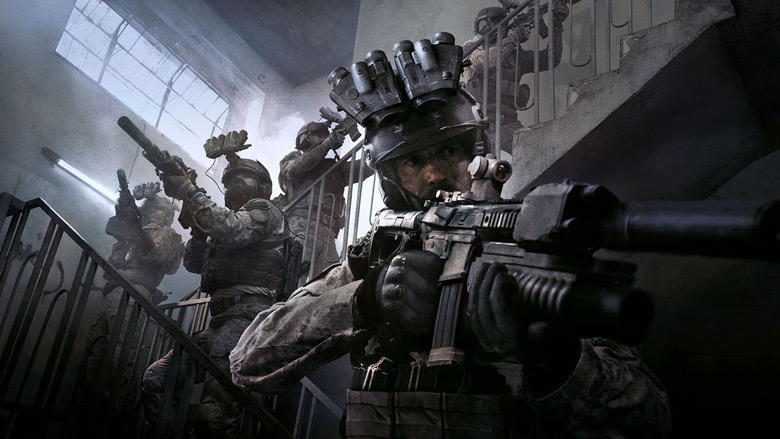 Call Of Duty Modern Warfare 2019 Multiplayer And More Heavy Com