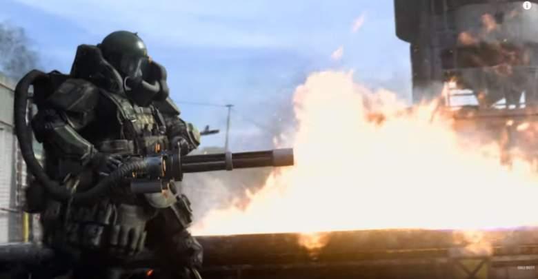 Call of Duty Modern Warfare Multiplayer Trailer