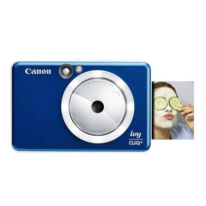small camera with instant printer