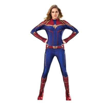 captain marvel pop culture costume