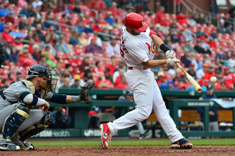 The Cardinals are tied atop the NL Central with the Cubs heading into this week. Tonight, they kick off a series with the Brewers, who are only two games behind them in the standings.