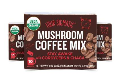 cordyceps mushroom coffee