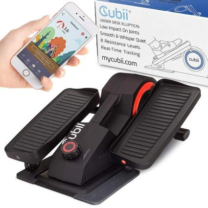 Cubii Pro Under-Desk Elliptical office gadgets