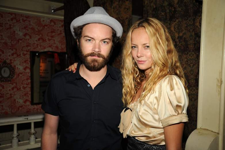 Danny Masterson and his wife Bijou Phillips