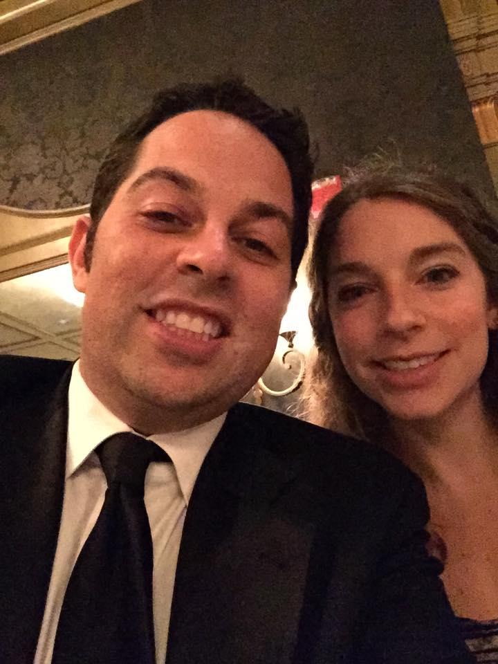 David Kimowitz wife Laura