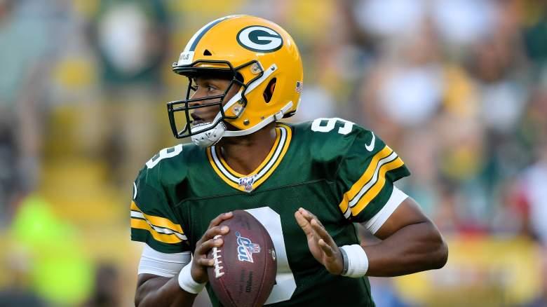 DeShone Kizer Packers