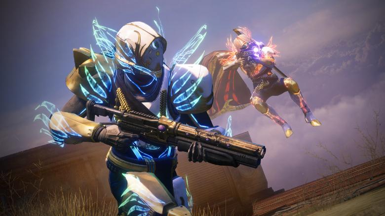Destiny 2 Armor 2.0 Live Stream