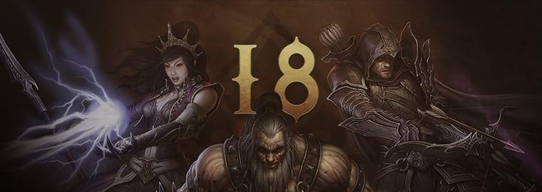 Diablo 3 Season 18