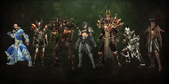 Diablo 3 Season 18 Class Sets