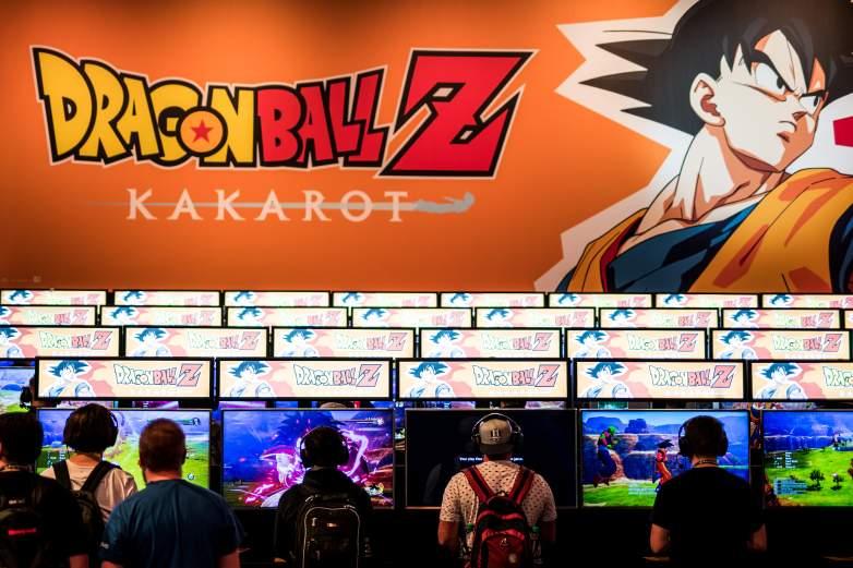 Dragon Ball Z: Kakarot Player Demonstration At Gamescom Press Day