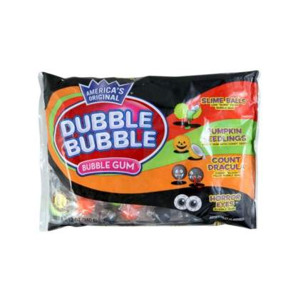 dubble bubble halloween gum best halloween candy
