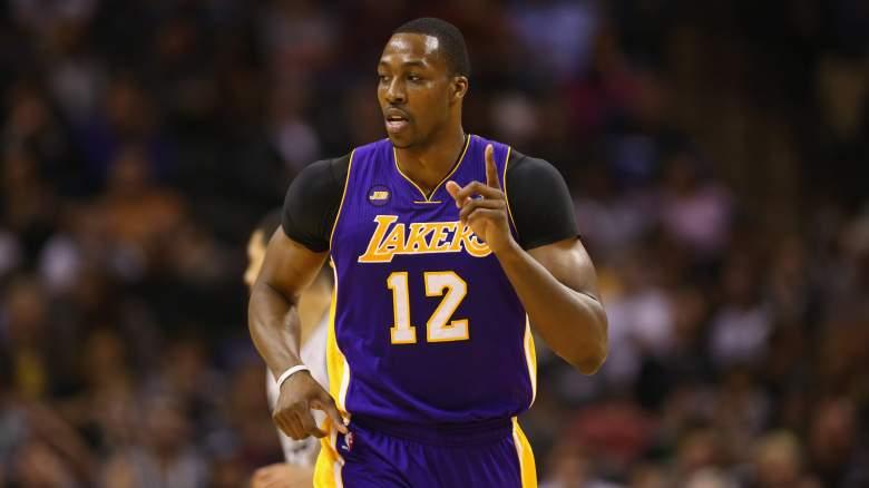 Lakers Dwight Howard