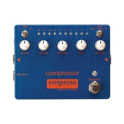 empress compressor best compressor pedal