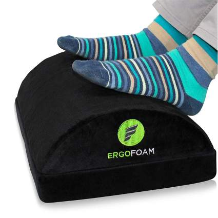 ErgoFoam Adjustable Foot Rest