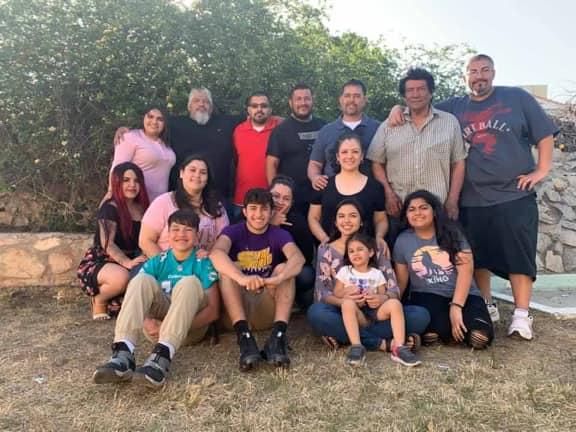 Gilbert Serna Family