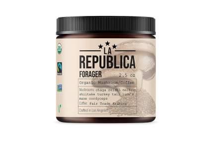 Forager mushroom coffee