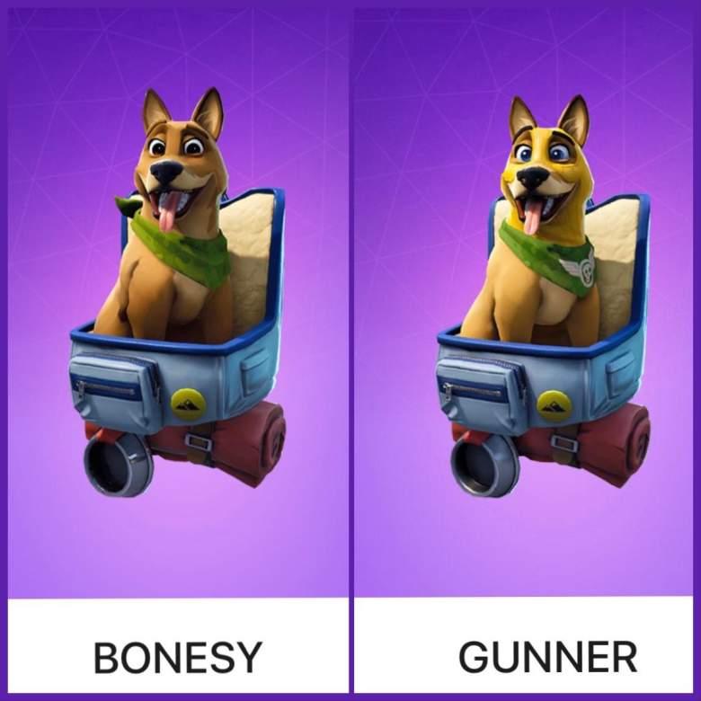 Fortnite Gunner Pet