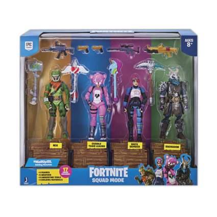 Fortnite Squad Mode 4 Figure Pack, Series 1