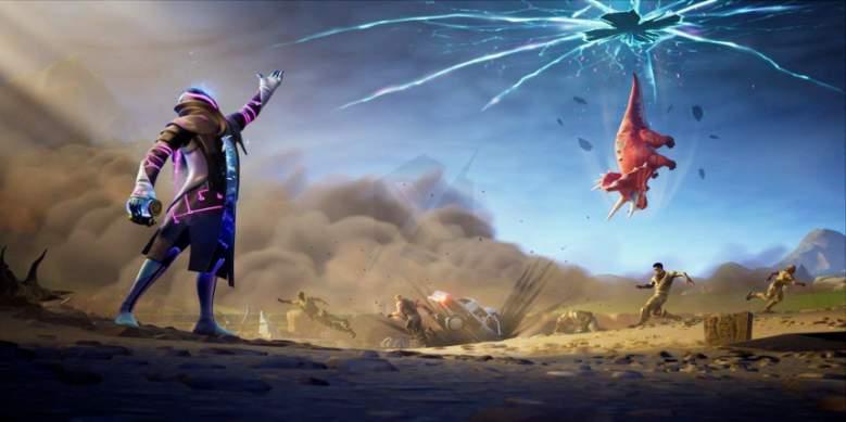 Fortnite Smash & Grab Secret Battle Star