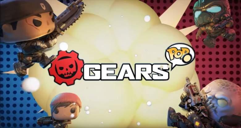 Gears Pop Unlock Pins