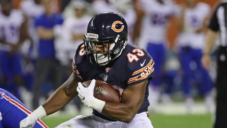 Chicago Bears Linebacker John Franklin III